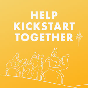 Help Kickstart TOGETHER
