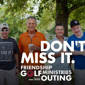 Don't Miss the Golf Outing!